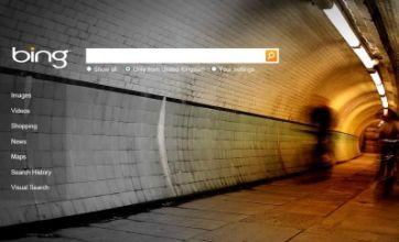 Bing homepage picture prize won by 'beautiful Britain' snapper