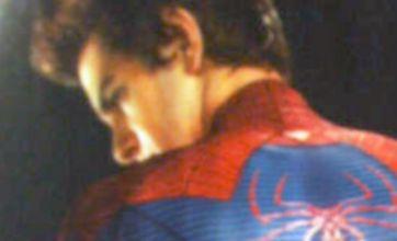 New Amazing Spider-Man photos show Andrew Garfield in costume