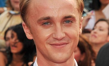 Tom Felton happy he didn't get the part of Harry Potter