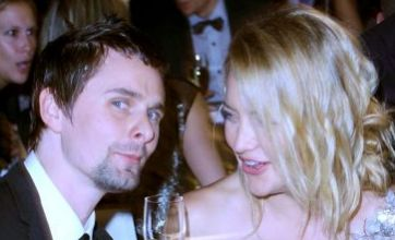 It's Bingham Hawn: Kate Hudson and Matt Bellamy reveal baby boy's name