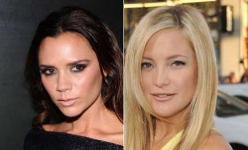 Victoria Beckham v Kate Hudson: Celebrity Face-off