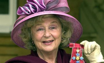 Actress Googie Withers dies in Australia, aged 94