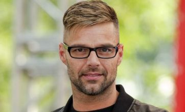 Ricky Martin: I had to have therapy when I came out as gay