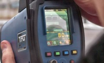 Police unveil speed gun that never makes mistakes