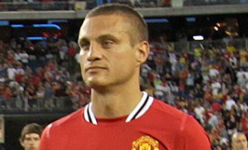 Nemanja Vidic sees Manchester United as Barcelona's 'equals'