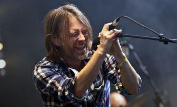 Radiohead hint at playing Glastonbury 2013