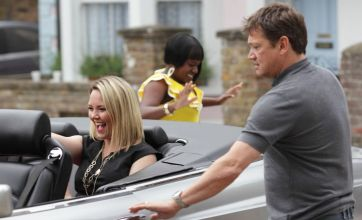 EastEnders: Janine may lose her millions, while Lauren kisses Ryan
