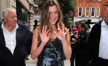 Joss Stone: Kidnap plotters won't make me move house