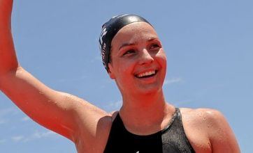 Swimmer Keri-Anne Payne is first athlete to qualify for 2012 Olympics
