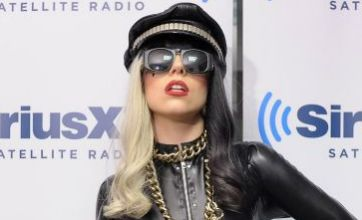 Lady Gaga: 'I got laid last night'