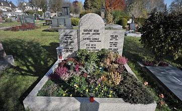 Rudolf Hess grave emptied due to flood of neo-Nazi pilgrims