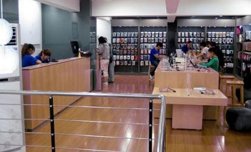 Chinese Apple store is a fake, says American blogger