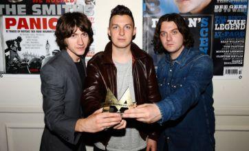 Arctic Monkeys put Mercury snub behind them to win at Mojo awards