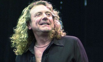 Led Zeppelin star Robert Plant plays village hall in Monmouth for just £3