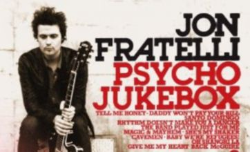 Psycho Jukebox sees Jon Fratelli in LA making rootsy, mid-Atlantic rock