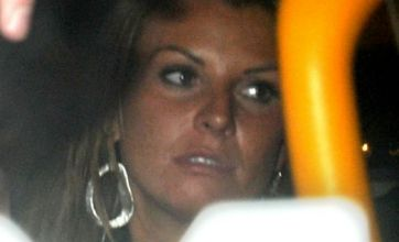Coleen Rooney's pals hound 'Wayne's escort' Jenny Thompson on night out