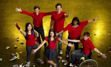 Glee's Lea Michele, Chris Colfer and Cory Monteith will appear in series 4