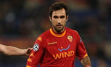 Mirko Vucinic's move to Spurs hits a snag as Roma demand £17million