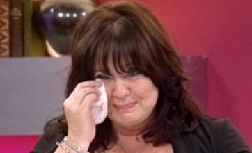 Coleen Nolan bids emotional farewell to Loose Women