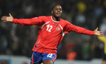 Joel Campbell's Arsenal transfer close as fee agreed with Deportivo Saprissa
