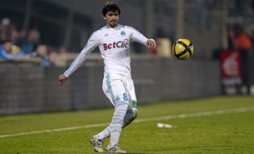Arsenal's Lucho Gonzalez transfer bid 'rejected' by Marseille