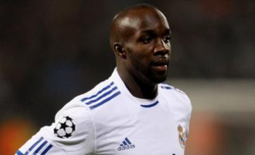 Lassana Diarra 'on verge' of Real Madrid to Spurs transfer