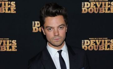 Dominic Cooper: Playing Saddam Hussein's psychopathic son was hard