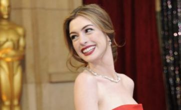Anne Hathaway: I signed a blood oath to stay quiet on The Dark Knight Rises