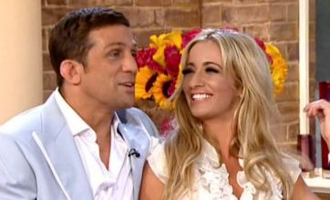 Alex Reid and Chantelle Houghton: This is love, not a showmance