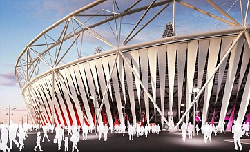London 2012: Dow to cover Olympic Stadium in fabric wrap