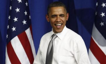 Barack Obama celebrates 50th birthday with Jennifer Hudson song