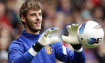 David De Gea unconcerned by dodgy Manchester United debut