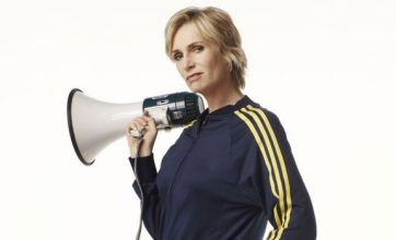 Jane Lynch fails to make the final cut in Glee: The 3D Concert Movie