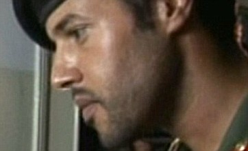 Muammar Gaddafi's son Khamis shown on TV – to prove he's alive
