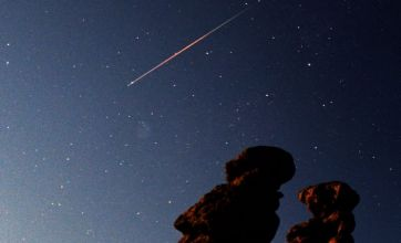 Perseid meteor shower fights off full moon to light skies worldwide