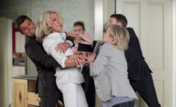 EastEnders preview: Vanessa breaks down over Max and Tanya's affair