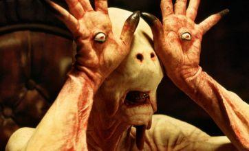 Guillermo del Toro says 'very sick' inSANE still years away