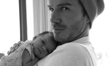 David Beckham: My boys will protect baby Harper when she starts dating