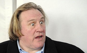 French actor Gerard Depardieu urinates in Air France plane cabin