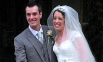 Shark attack widow pays tribute to 'brave' husband