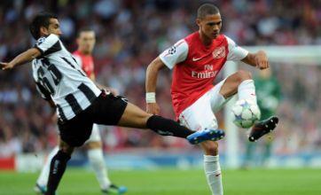 Arsenal's injury crisis deepens as Kieran Gibbs misses Liverpool clash