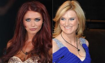 Amy Childs offers to vajazzle Sally Bercow in Celebrity Big Brother house