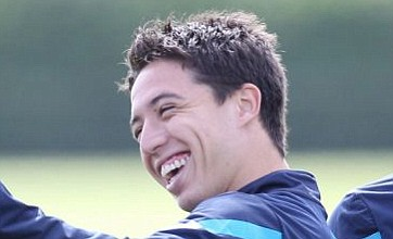 Samir Nasri handed surprise Arsenal recall