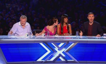 Simon Cowell and Louis Walsh in Twitter war over new panel