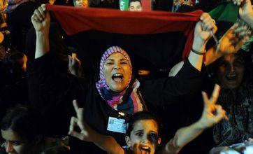 Gaddafi loses grip on Tripoli as Libyan rebels surge