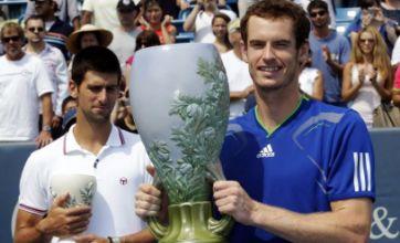 Andy Murray crowned master at Cincinnati as Novak Djokovic wilts