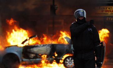Ealing riots: Man aged 70 was oldest looter to be arrested in London