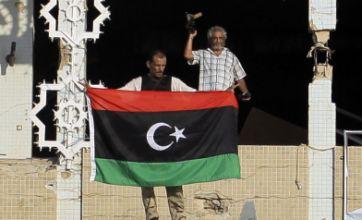 Triumph as Libyan rebels take Colonel Gaddafi headquarters