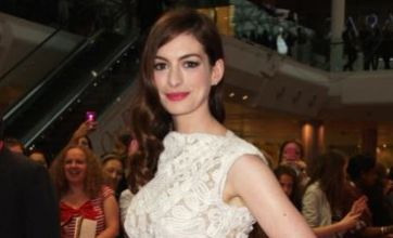 Anne Hathaway: Kate Middleton is great – I'd like to play her in a film