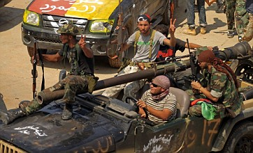 Libya: £1million reward offered for capture of Col Muammar Gaddafi